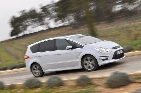 Ford S-Max 2.0 SCTi Sport Edition