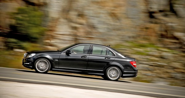 Mercedes C250 CDI 4Matic