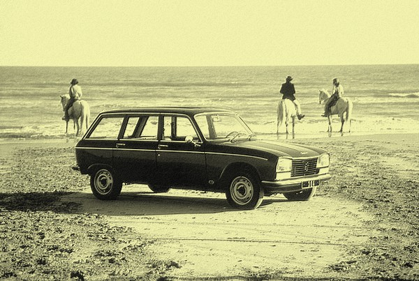 Peugeot 304 GLD Break