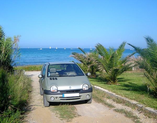 Renault Twingo 16v Initiale
