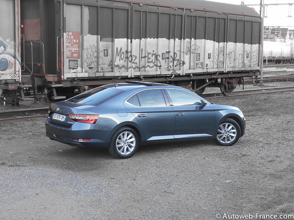Skoda Superb TSI 150 ACT