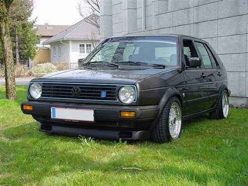 Volkswagen Golf Limited