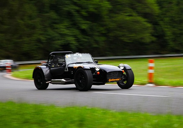 Caterham R300, les Conti Satefy Days