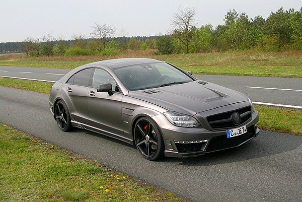 Mercedes CLS63 Enco Exclusive