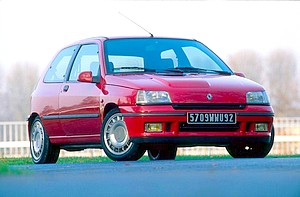 Renault Clio 16v - Clio Williams