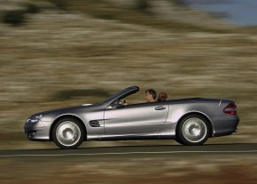 Mercedes Roadster SL