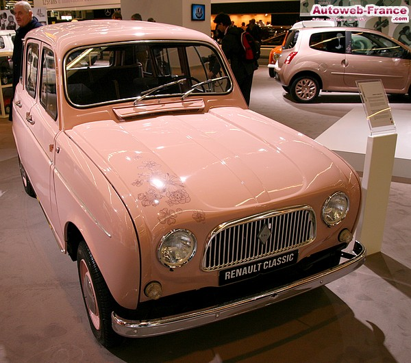 Renault 4 Miss Sixty