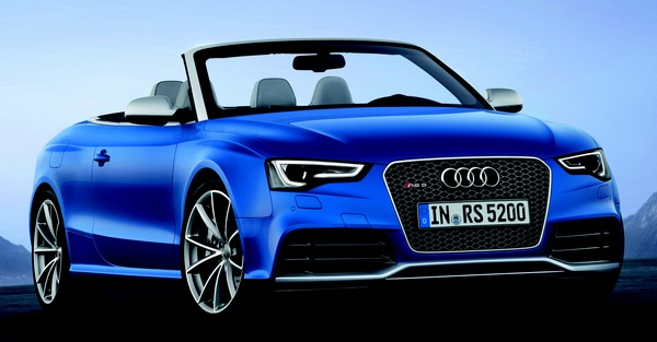 Audi RS5 Cabriolet