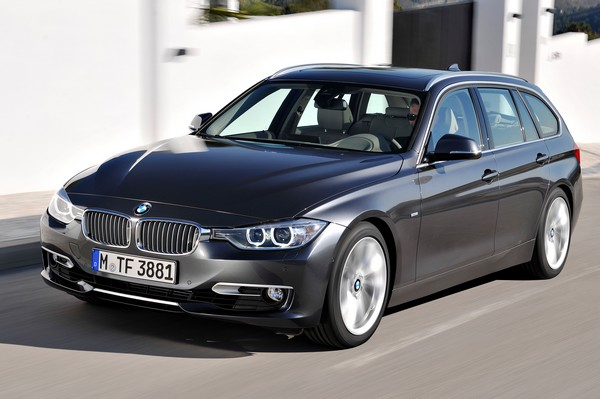 BMW 320i EfficientDynamics Edition