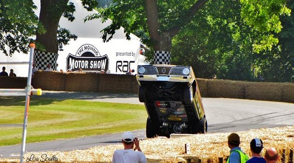 Festival of Speed Goodwood 2013