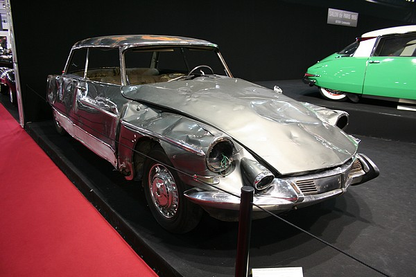 Citroën DS Coupé Concorde